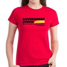 Government Cheese Tee