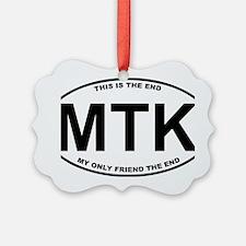 MTK2 Ornament