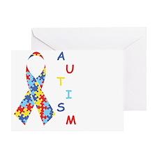 Autism Fact Greeting Card
