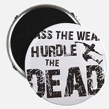 hurdle the dead Magnet