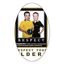 Respect your Elders Decal