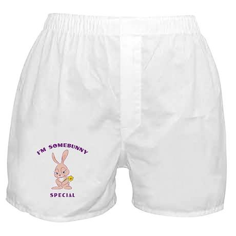 I'm Somebunny Special Boxer Shorts