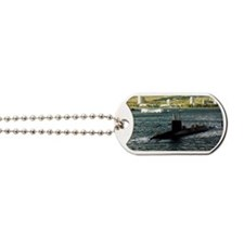 taedison rectangle magnet Dog Tags