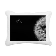 laptop-blk Rectangular Canvas Pillow