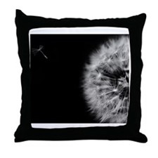 mousepad-blk Throw Pillow