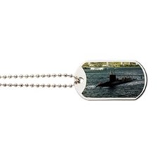 taedison ssn rectangle magnet Dog Tags