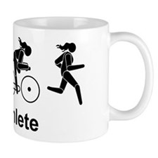 Ladies' Triathlete Mug