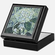 Hydrangea Keepsake Box