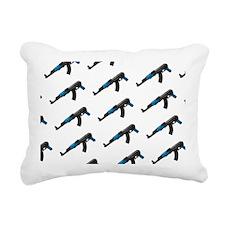 14.7x9.67_ak_47 Rectangular Canvas Pillow