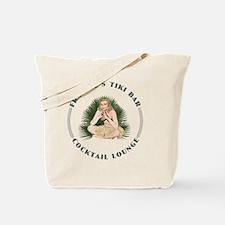 Frankies Tikki 4 clock Tote Bag