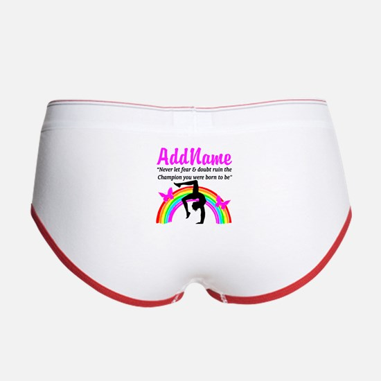 GYMNAST 10.0 Women's Boy Brief