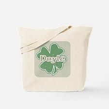 """""""Shamrock - Doyle"""" Tote Bag"""