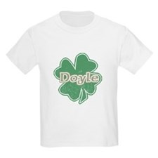 """""""Shamrock - Doyle"""" Kids T-Shirt"""