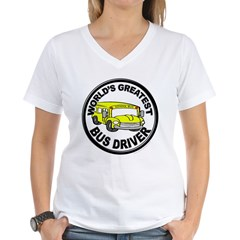 World's Greatest Bus Driver Shirt