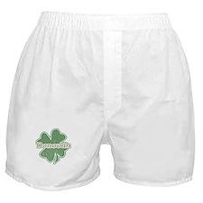 """Shamrock - Donovan"" Boxer Shorts"
