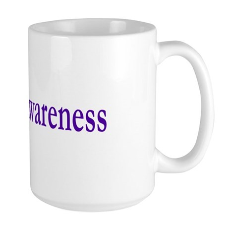 Epilepsy Awareness Large Mug