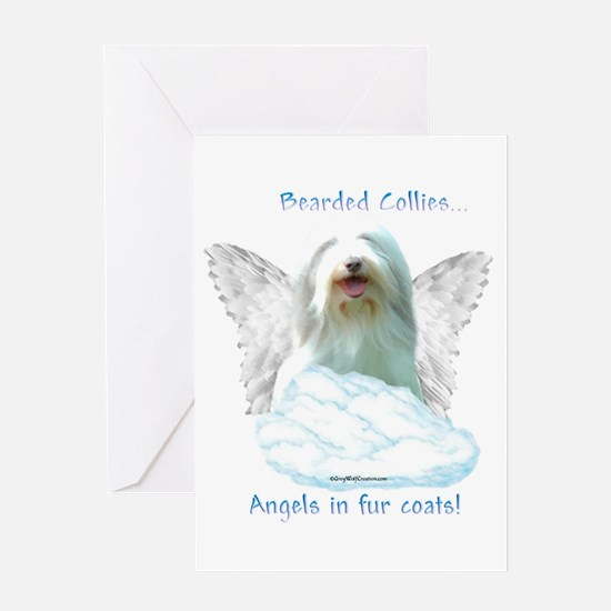 Bearded 2 Greeting Cards