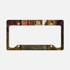 465 License Plate Holder