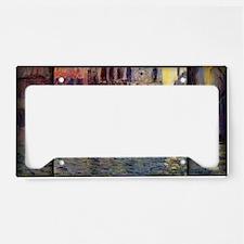 466 License Plate Holder