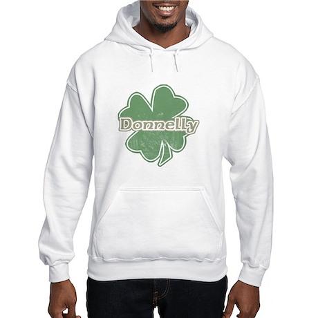 """""""Shamrock - Donnelly"""" Hooded Sweatshirt"""