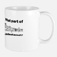 Partiture Mug