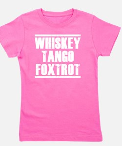 whiskey wh Girl's Tee