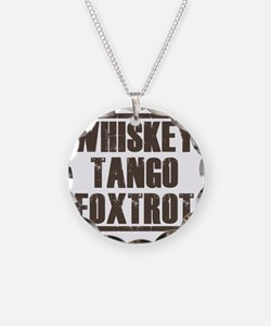whiskey Necklace