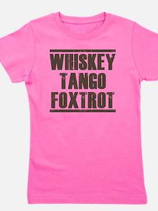 whiskey Girl's Tee