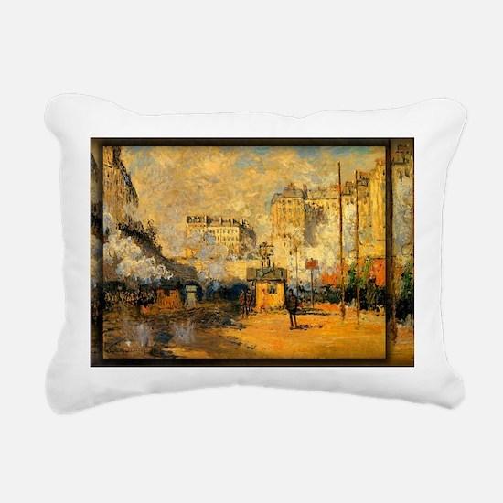 622 Rectangular Canvas Pillow