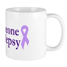 Love Someone with Epilepsy Mug