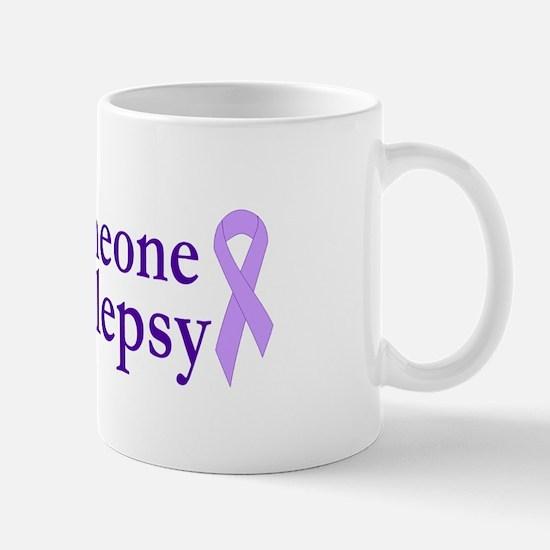 Love Someone with Epilepsy Mug