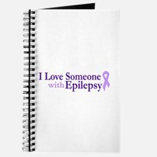 Love Someone with Epilepsy Journal