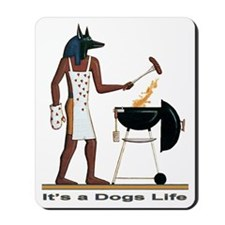 dogs-life Mousepad