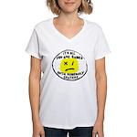 Fun & Games Women's V-Neck T-Shirt