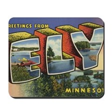 Ely_PrintFramed Mousepad