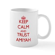 Keep Calm and TRUST Amiyah Mugs