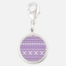 mixed borders purple Charms