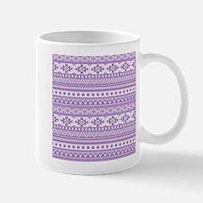 mixed borders purple Mugs