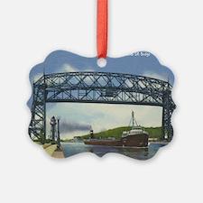 LiftBridge_PrintFramed Ornament