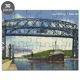 Aerial lift bridge duluth mn Puzzles