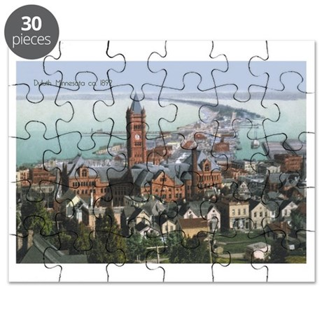 HillsideView_Gcard Puzzle
