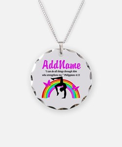 CHRISTIAN GYMNAST Necklace