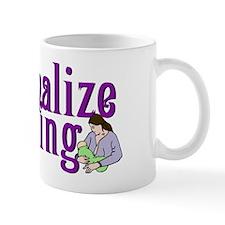 normalizenursingpink Mug