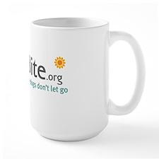 logo-gray Mug