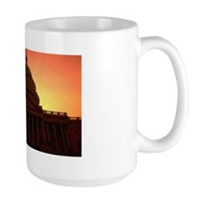 US Capital Building Mug