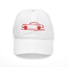 1959 MK II_red Baseball Cap
