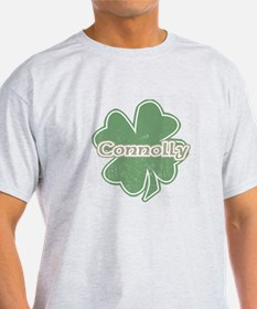 """""""Shamrock - Connelly"""" T-Shirt"""