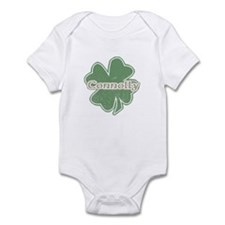 """Shamrock - Connelly"" Infant Bodysuit"