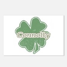 """""""Shamrock - Connelly"""" Postcards (Package of 8)"""