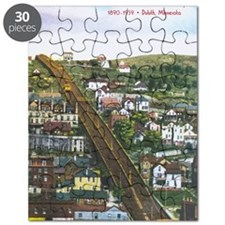 Incline_PrintFramed Puzzle